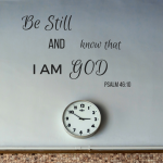 10 Beautiful Scripture Based Vinyl Wall Decals