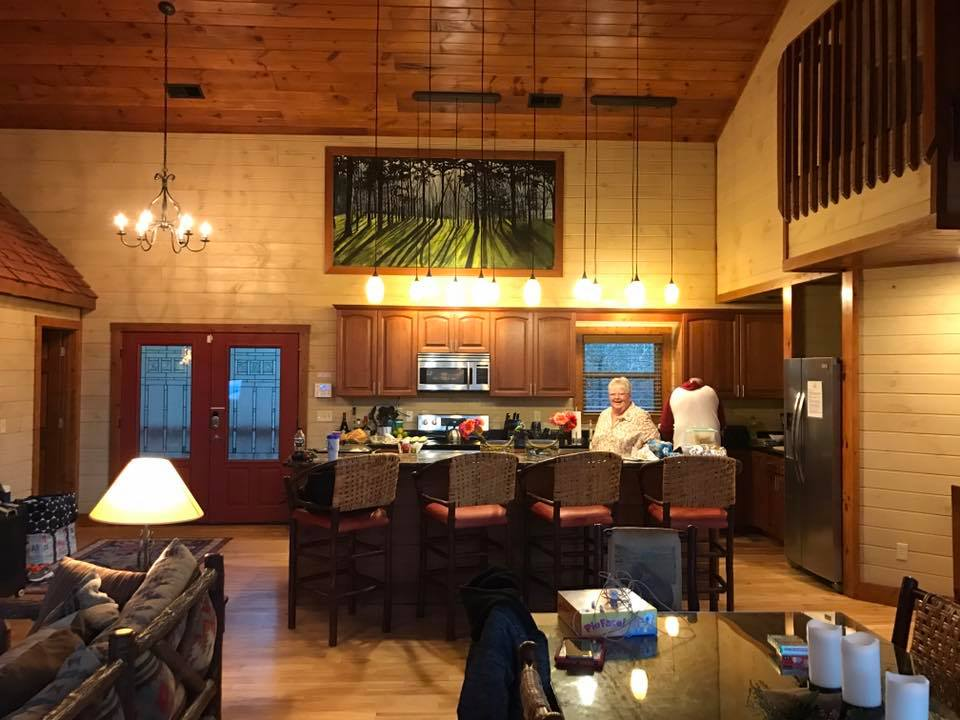 Cabin Menu Plan - A Great Way To Save Money on Vacation
