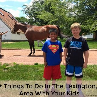 35 Things To Do In The Lexington, KY Area With Your Kids