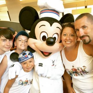 Chef Mickey's at Disney World Dining Review