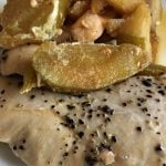 Crockpot Honey Chicken and Apples