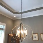 Traditional Dining Room Design with Show Stopping Lighting