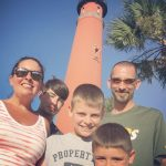 Ponce de Leon Inlet Lighthouse and Museum in Daytona Florida