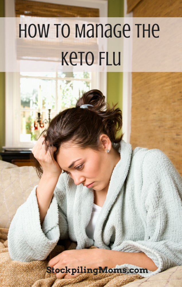 How to Deal with the Keto Flu