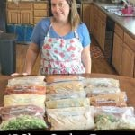 15 Slow Cooker Freezer Meals in 90 minutes