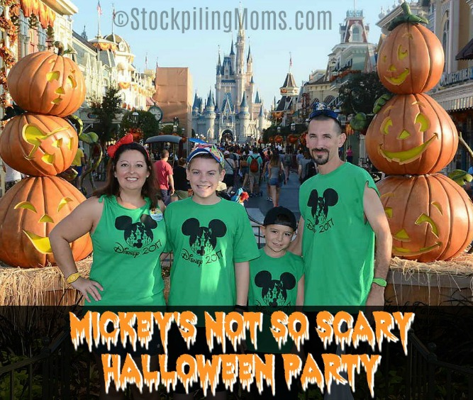 Mickey's Not So Scary Halloween Party at Magic Kingdom is totally worth the expense!  Check out our review.