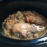 Slow Cooker French Onion Chicken Freezer Meal Recipe