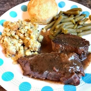 Scott's Slow Cooker Garlic Gravy Roast Recipe
