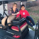 Thanksgiving Gratitude and Connecting with Family in the Onward by Club Car
