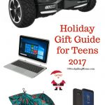 Holiday Gift Guide for Teens 2017