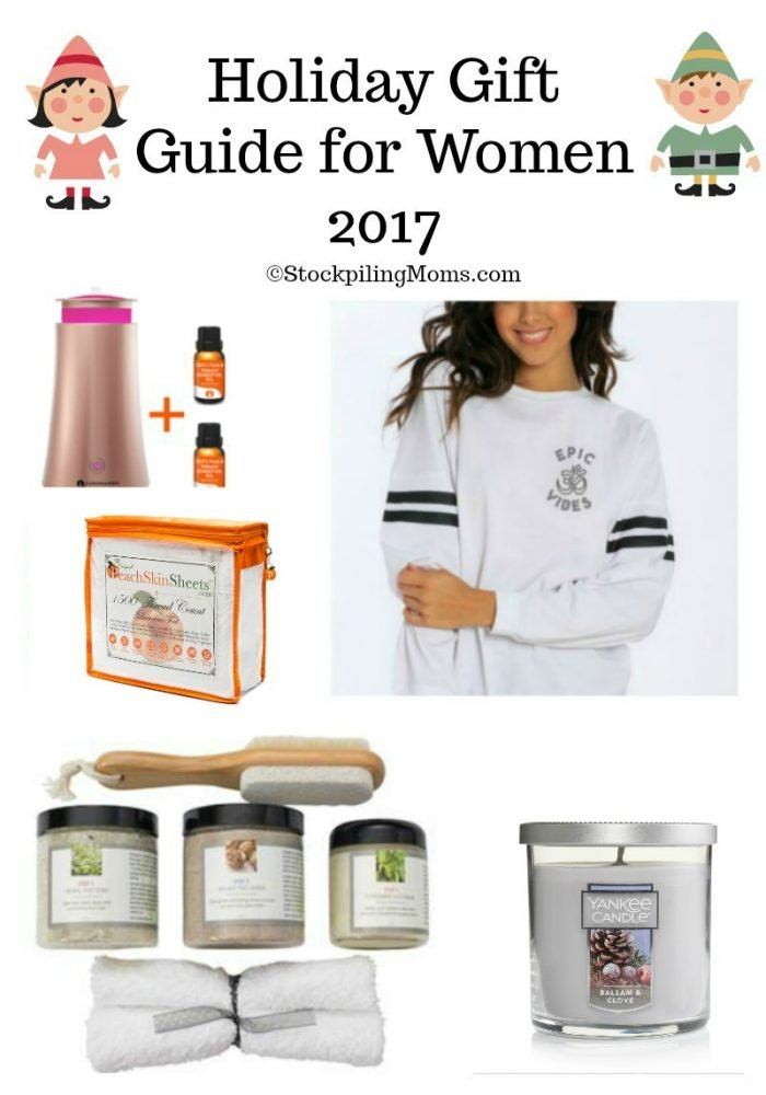 Holiday Gift Guide For Women 2017