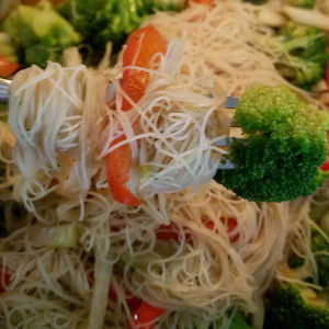 Best way to cook thin rice noodles