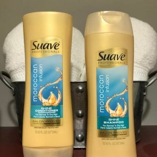 Suave Hair Gold at CVS