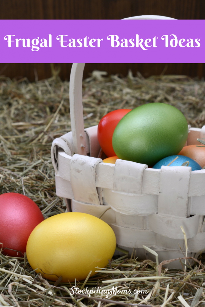 Frugal easter basket ideas 1g save negle Gallery