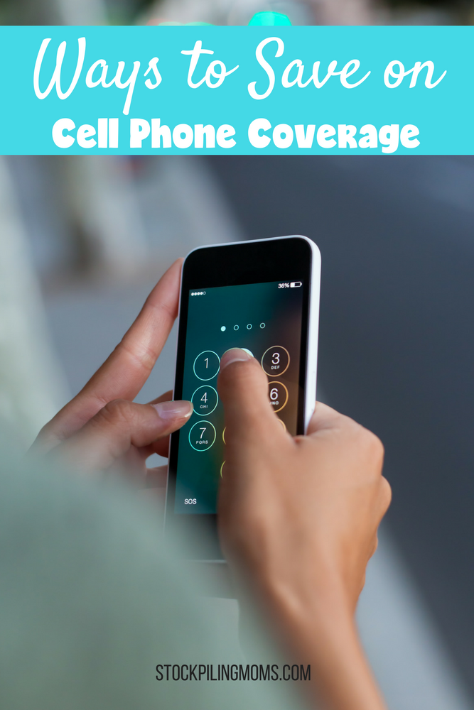 Ways to Save on Cell phone Coverage