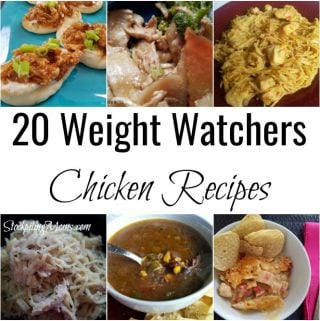 20 Weight Watchers Chicken Recipes