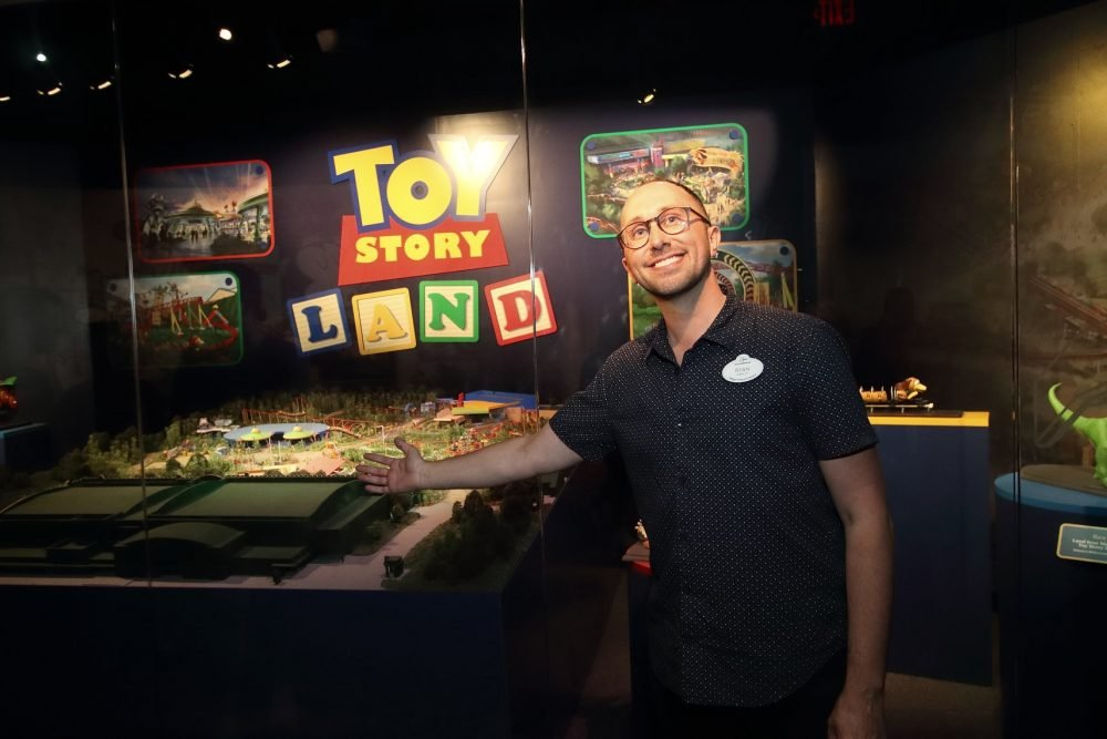 Toy Story Land Opens to the public on June 30, 2018 at Walt Disney World!