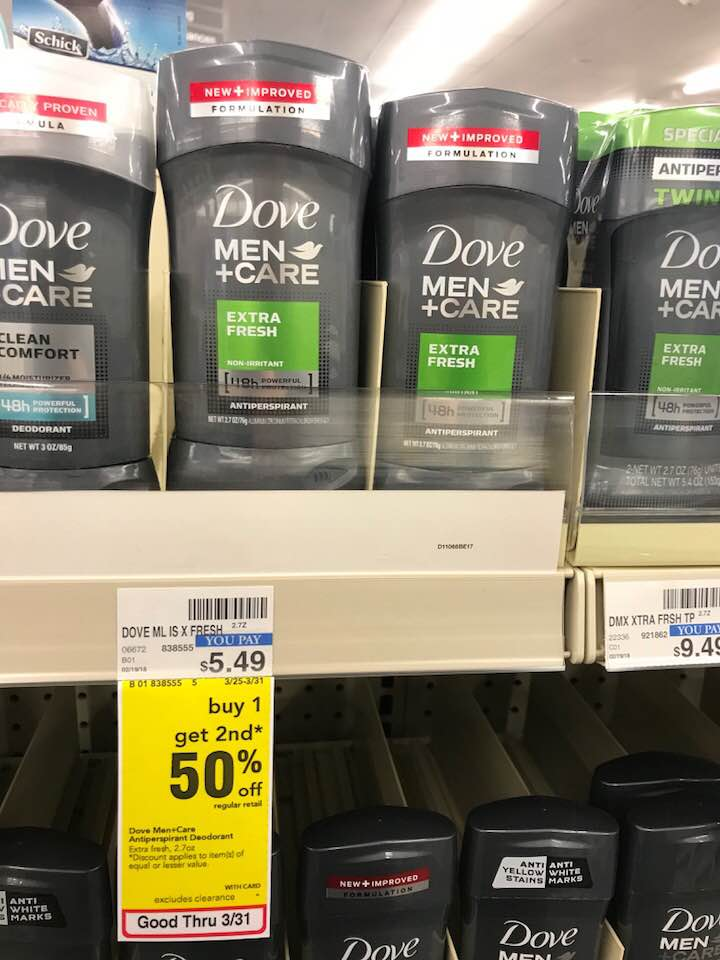 Deodorant Made Simple at CVS - Are All Deodorants Equal?