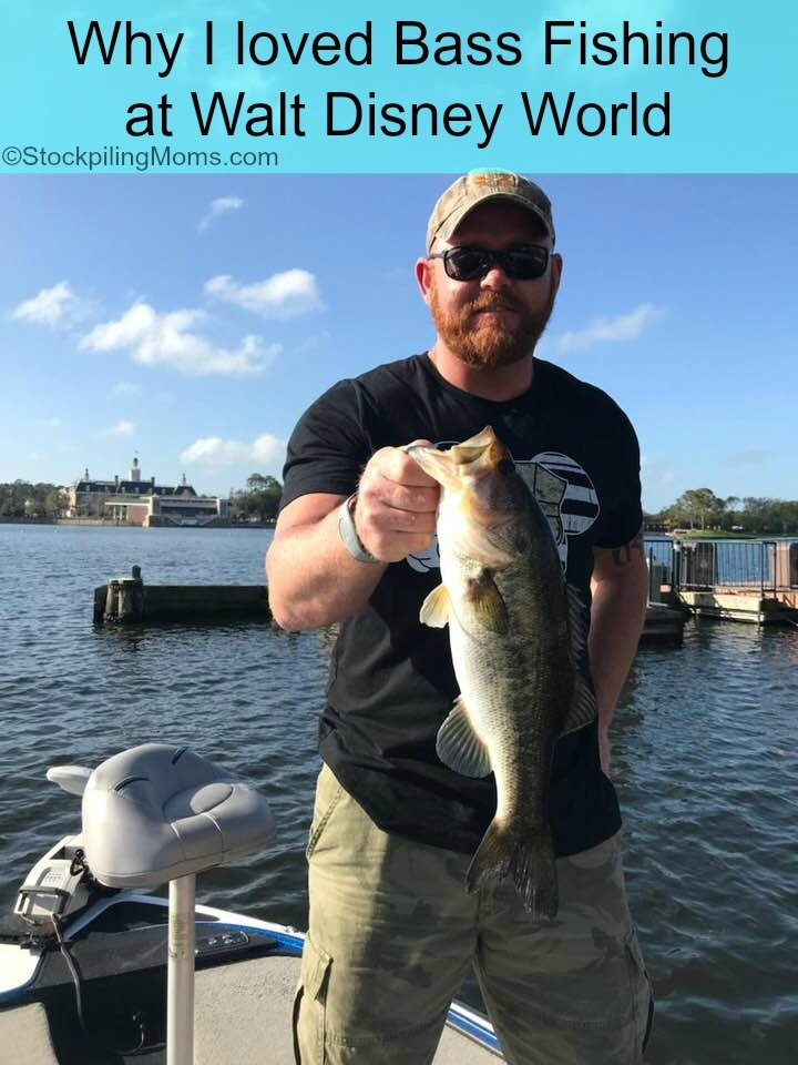 why you should consider a walt disney world fishing excursion