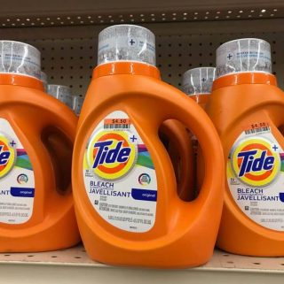 Save on P&G Products at Big Lots