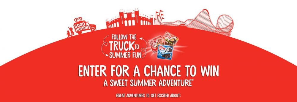 Good Humor Ice-cream is Perfect for Summer Fun