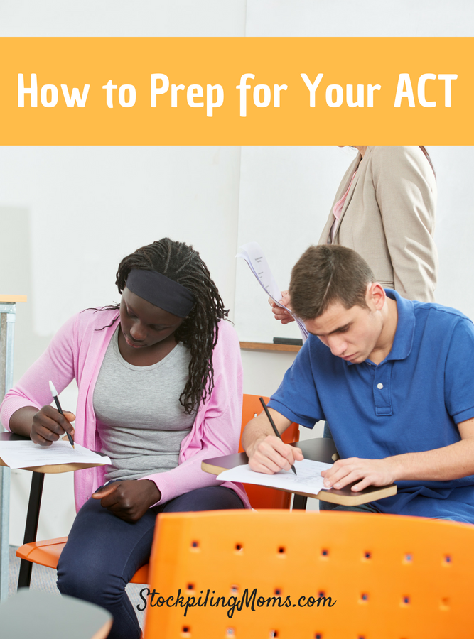 How to Prep for Your ACT