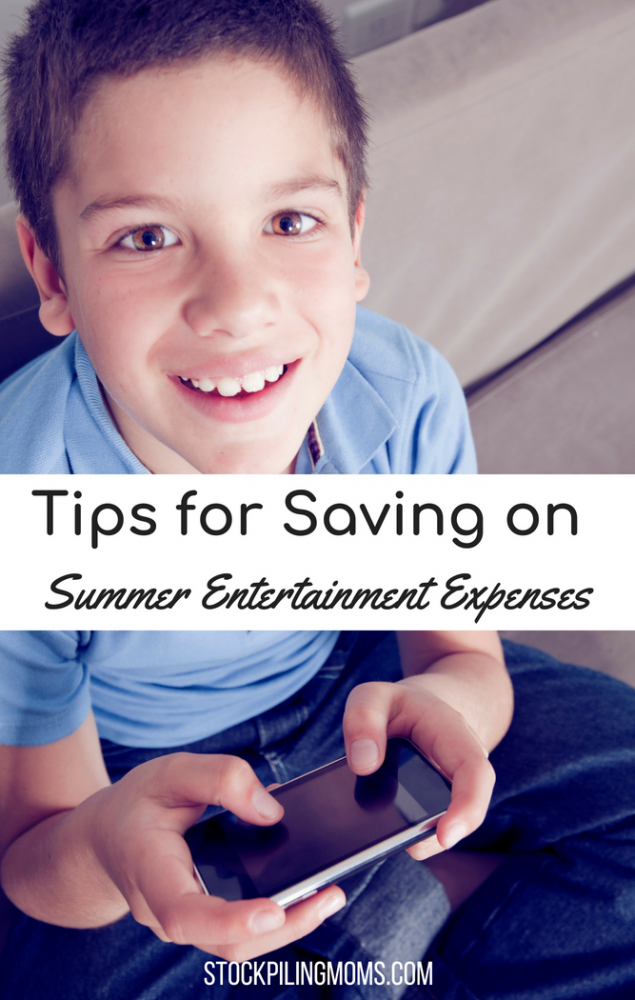 Tips for Saving on Summer Entertainment