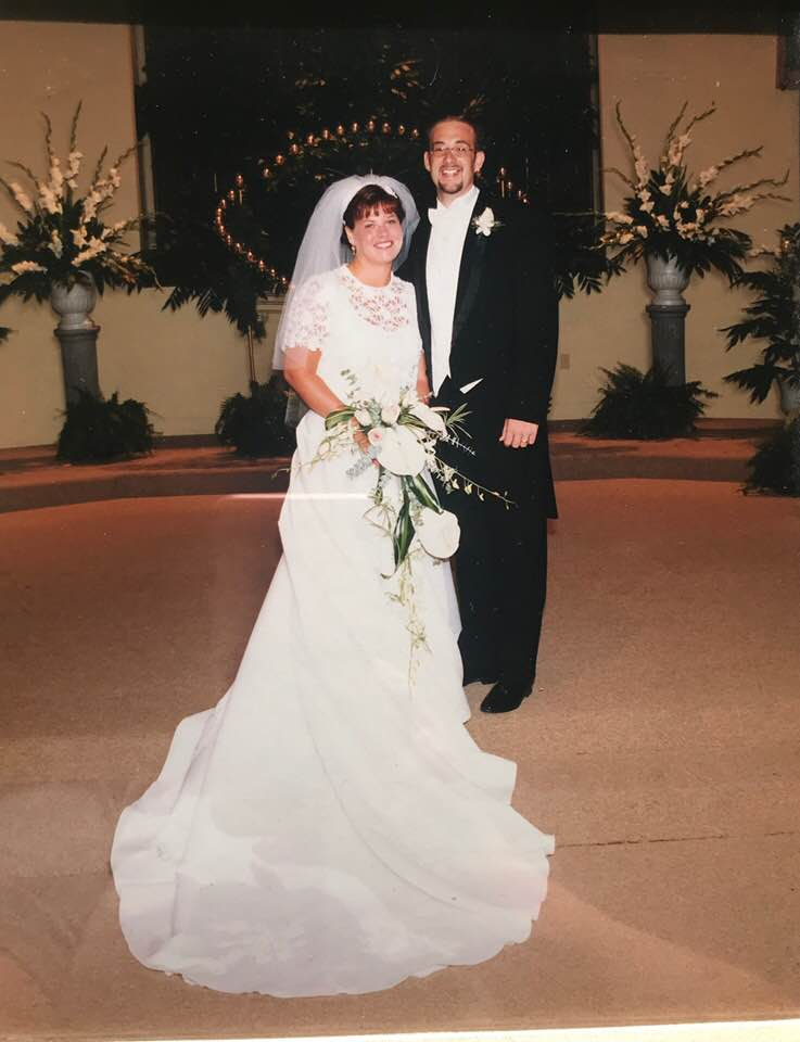 How we have stayed happily married for twenty years