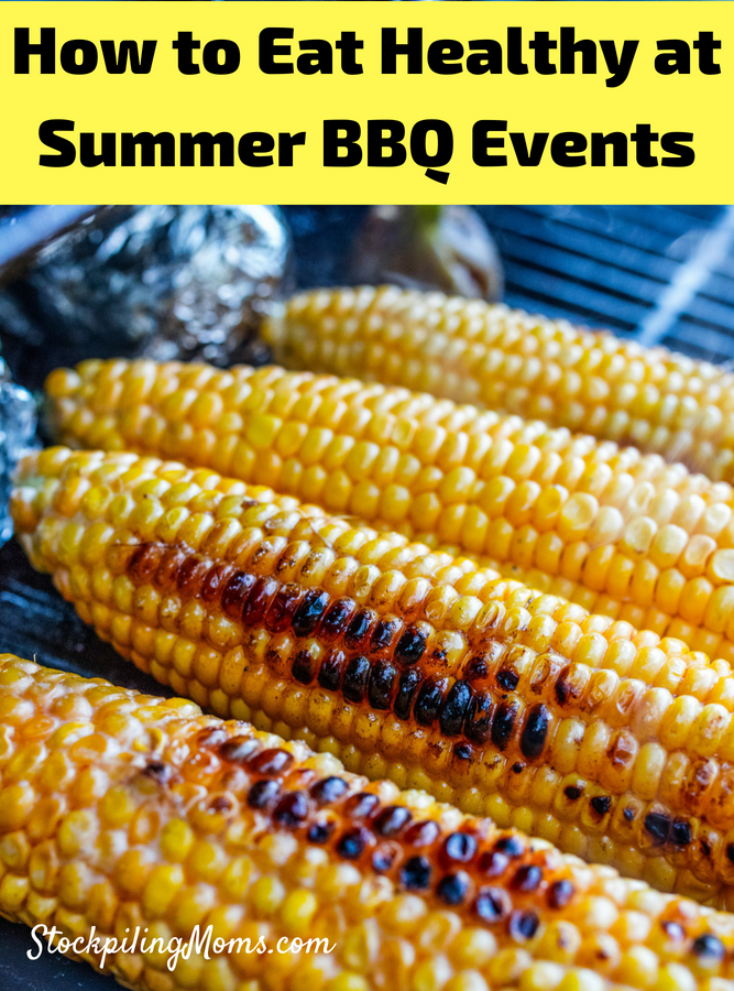 How to Eat Healthy at Summer BBQ Events
