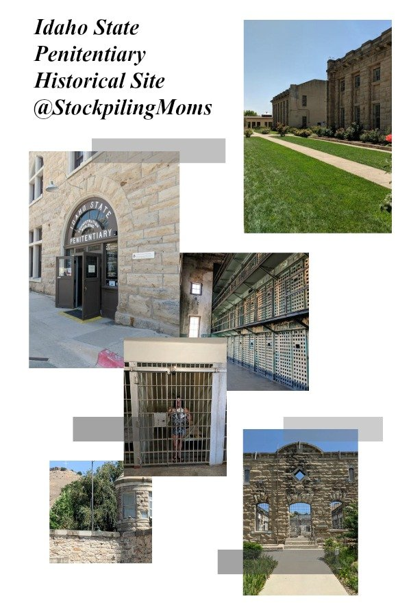 Idaho State Penitentiary Historical Site is a great place to visit while in Boise