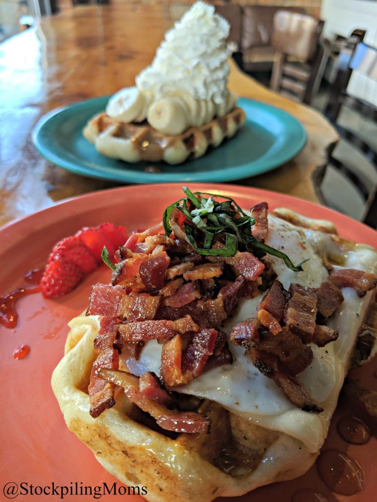 There is no better way to start your day in Boise, Idaho than at Waffle Me Up!