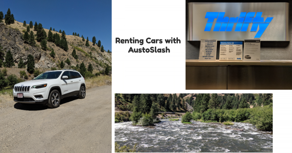 Tips for saving money on car rentals - my experience with AutoSlash