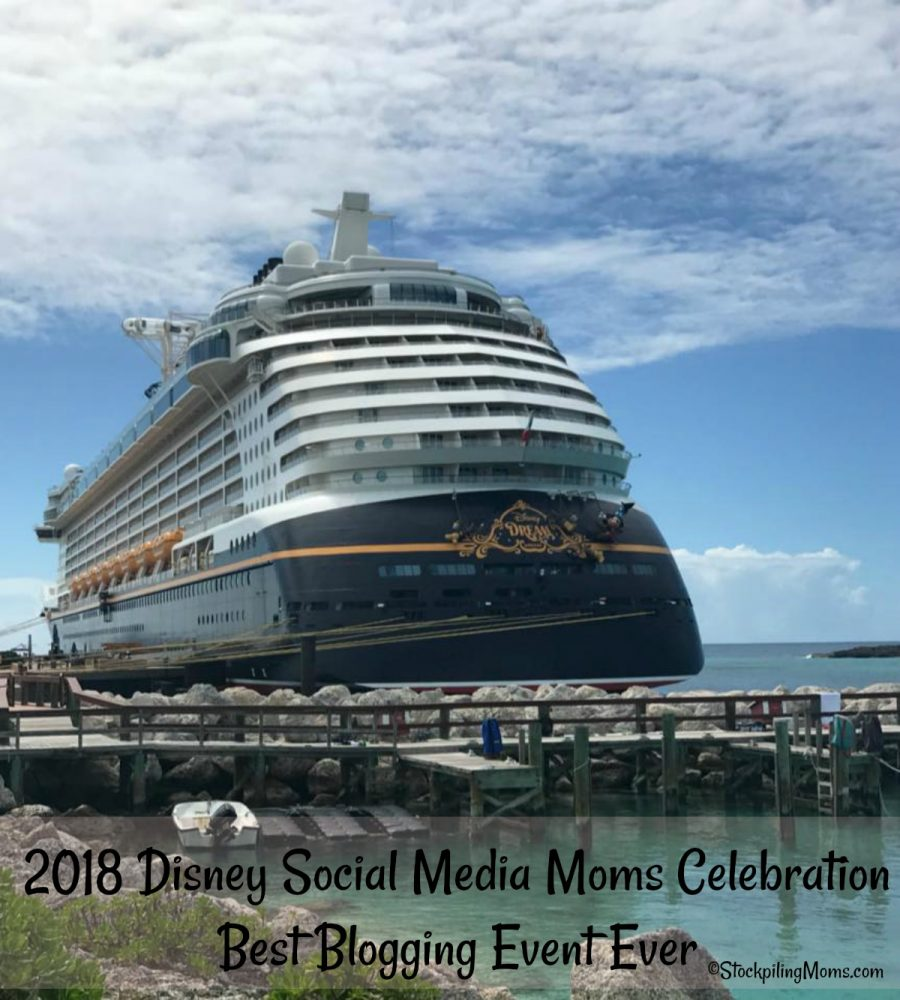 2018 Disney Social Media Moms Celebration - Best Blogging Event Ever