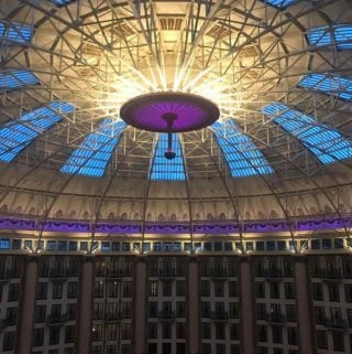 West Baden Springs Hotel in French Lick, Indiana is the Best Romantic Vacation