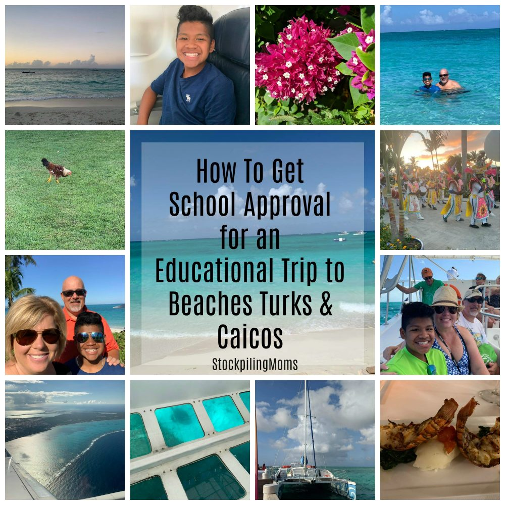How To Get School Approval For An Educational Trip To Beaches Turks and Caicos