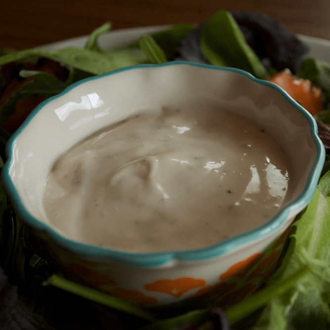 Weight Watchers Zero Point Ranch Dip is AMAZING! Try it today!