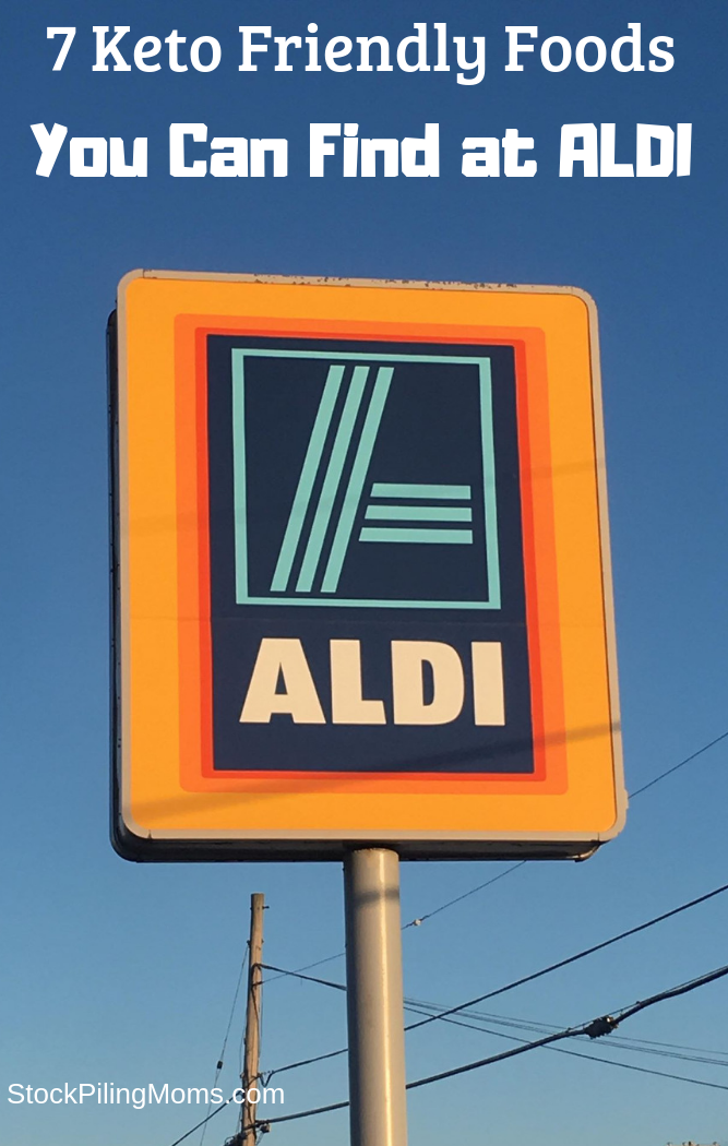 7 Keto Friendly Foods You Can Find at Aldi