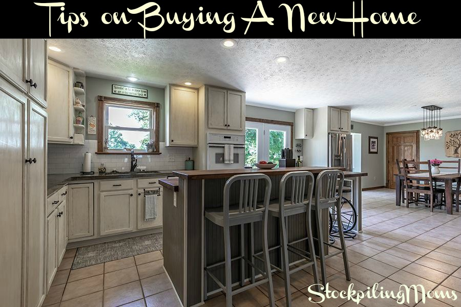 Tips on Buying a New Home