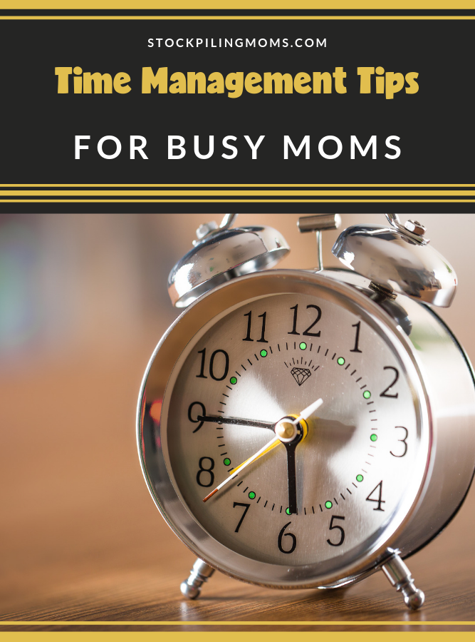 Are you always struggling to stay on top of your schedule? With a teenager in the house who is always running from one event to the next, it can be tough to stay on track. That's why I am sharing my Time Management Tips for Busy Moms with you today.