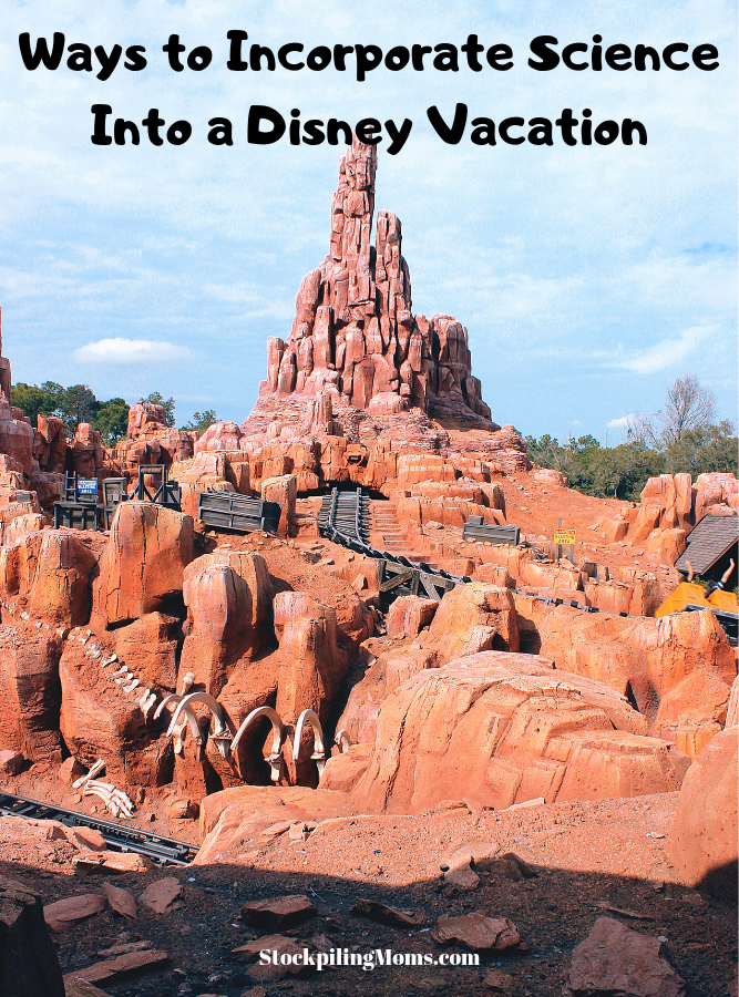 Did you know that Disney World is full of not just magic, but science too? If you are planning a Disney World trip with the kids, see how you can incorporate science into your visit.