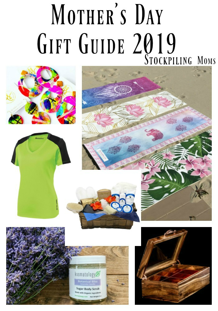 Mother's Day Gift Guide 2019 - STOCKPILING MOMS™