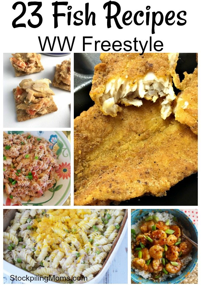 23 WW Freestyle Fish and Seafood Recipes