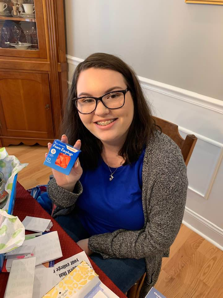 """Giving 18 birthday gifts that represent the official journey to """"adulthood"""" was the perfect gift for an 18 year old."""