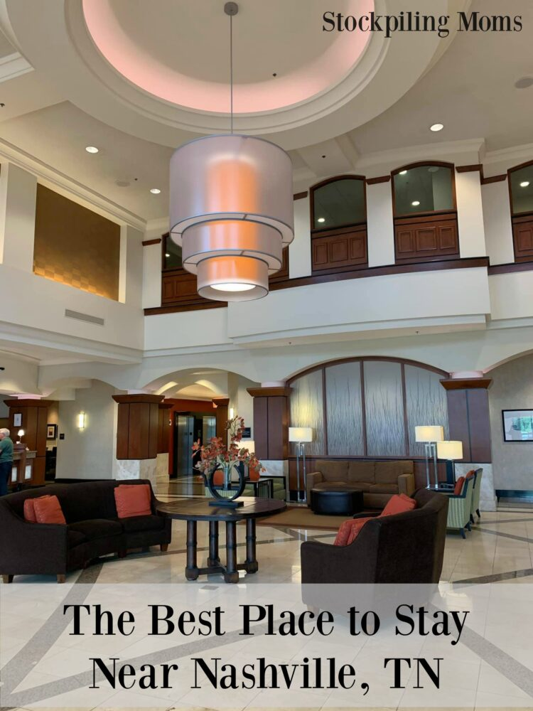 The Best Place to Stay Near Nashville, TN