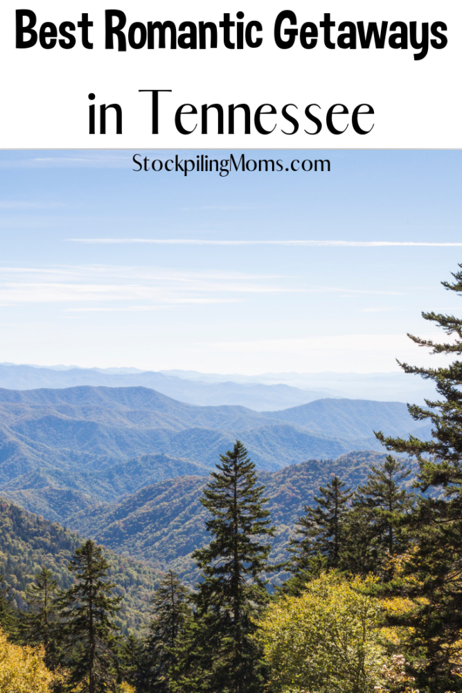 Looking for the perfect romantic getaway in Tennessee? We have several great cities and destinations that might do the trick. If you're looking for entertainment, great cabins for rent, or just spending time with your loved one exploring the outdoors, one of these spots are sure to be up your alley.