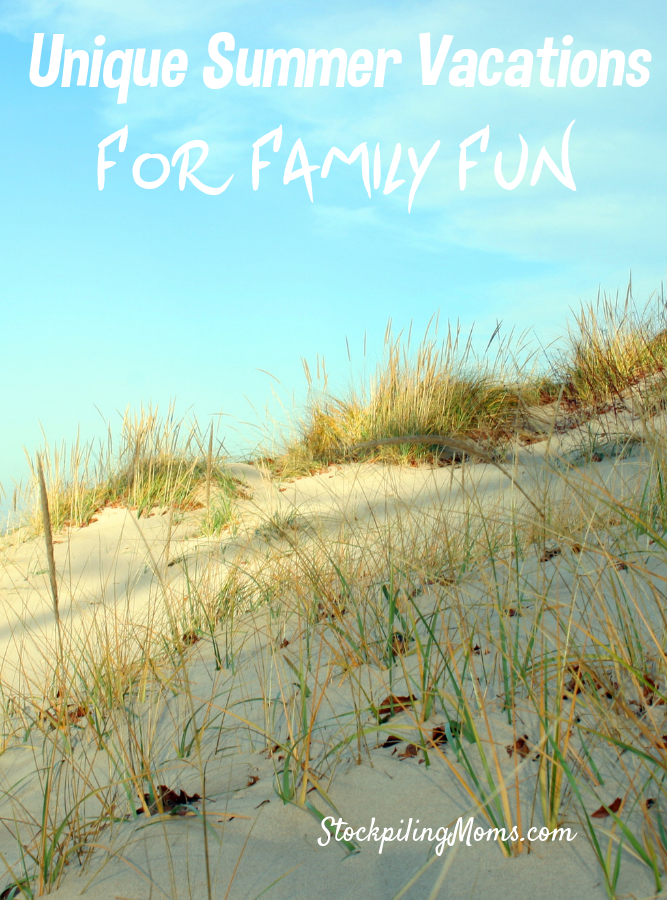 Unique Summer Family Vacation Ideas For Family Fun