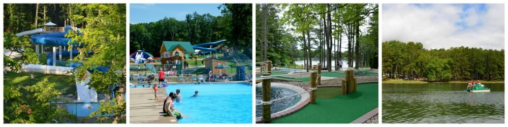 Lake Rudolph is the Best Family Campground and RV Resort