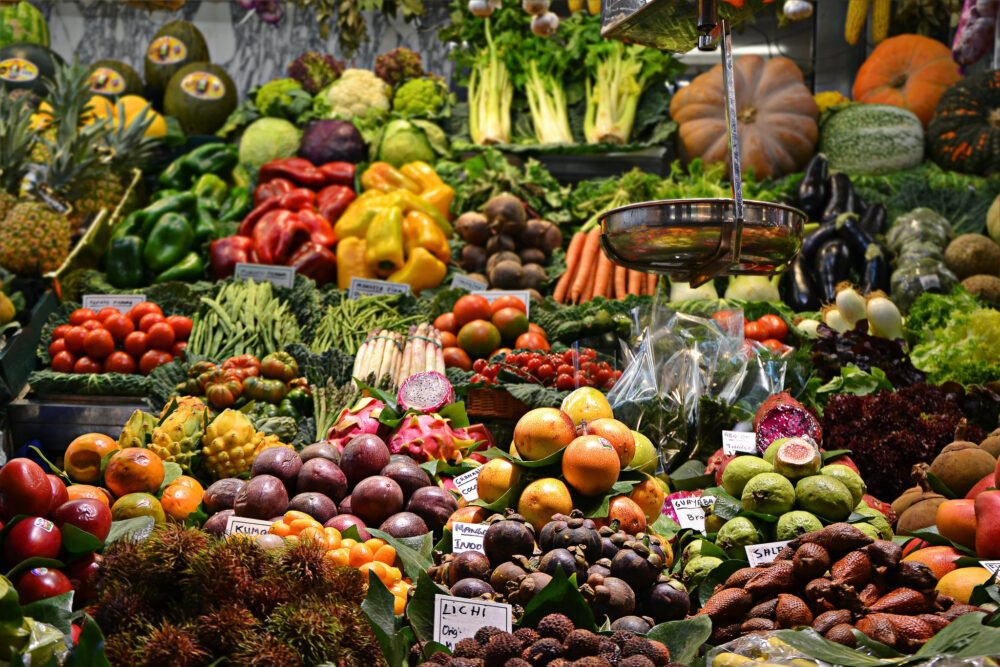 Buying Guide For Fresh Vegetables and Fruits
