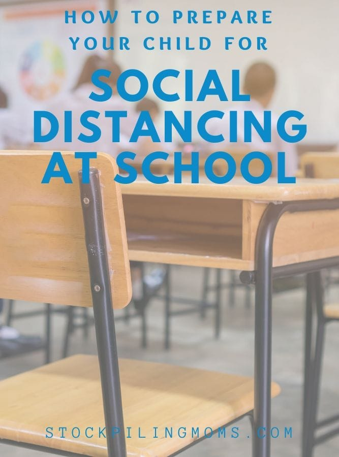 How to Prepare for Social Distancing at School
